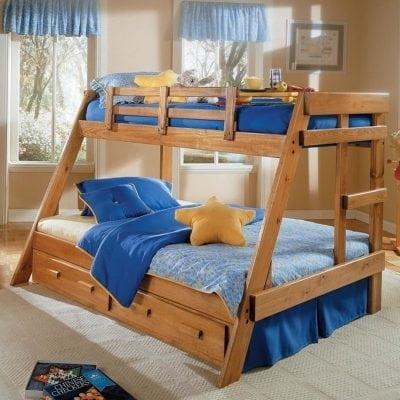 Tempat Tidur Tingkat Gibran