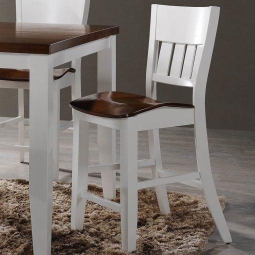 set meja makan empat segi sama (4)