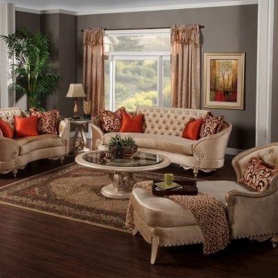 Kursi Sofa Tamu Elegant