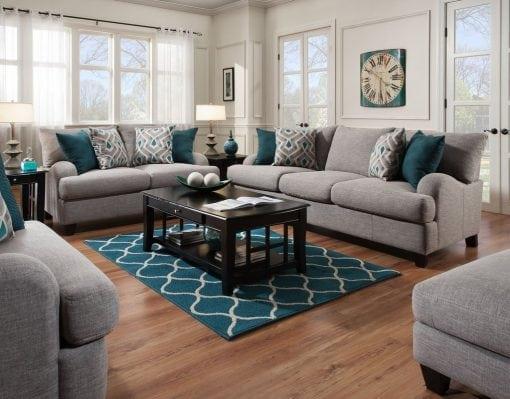 Kursi Tamu Sofa 2 Dudukan dan 3 Dudukan