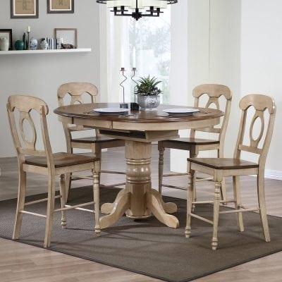 Meja Makan Oval Unik Terbaru