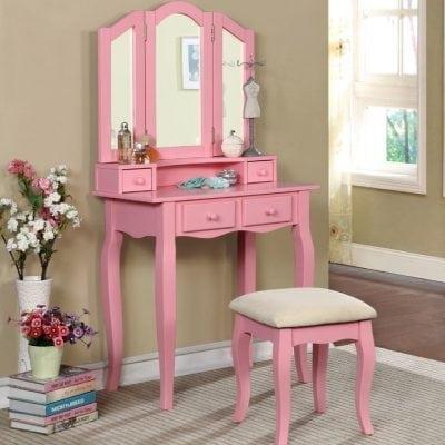 Meja Rias Anak Perempuan