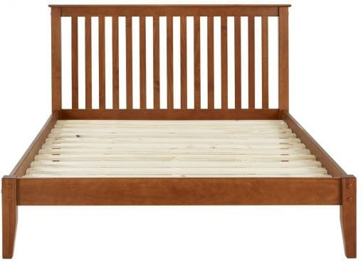 Tempat Tidur Jati Modern (2)