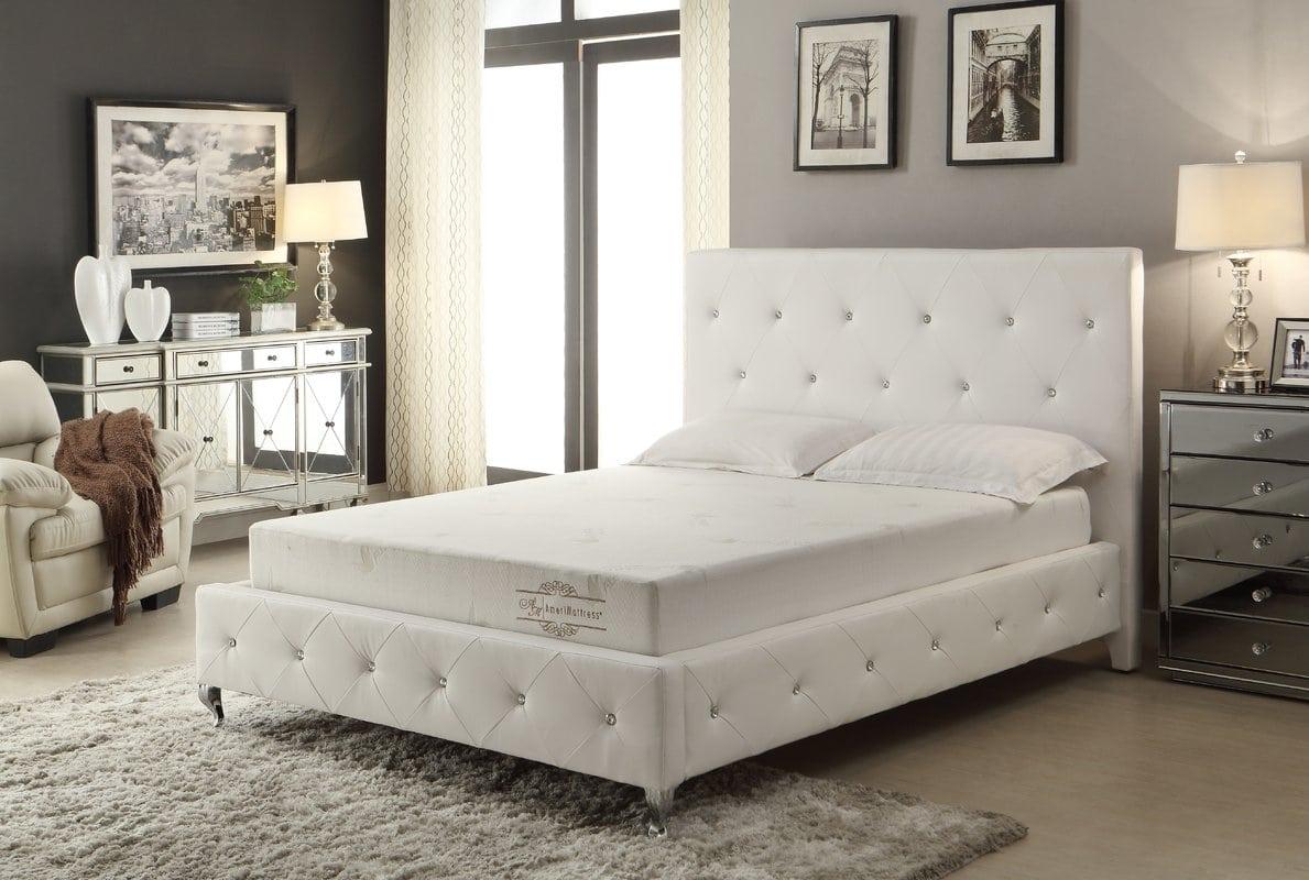 Tempat Tidur Minimalis Elegant