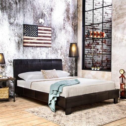 Tempat Tidur Pengantin Minimalis