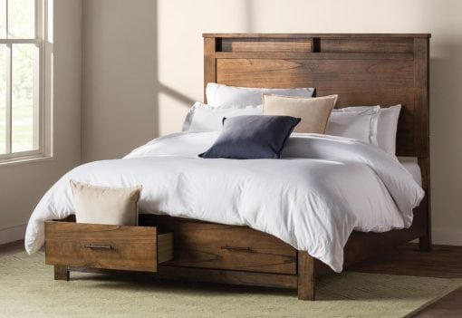 Tempat Tidur Rustic Berlaci (2)