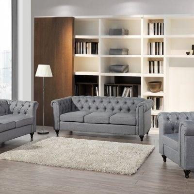 Set Kursi Tamu Sofa Faizin