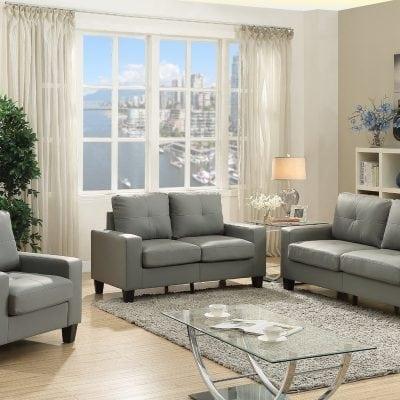 Set Kursi Tamu Sofa Oscar