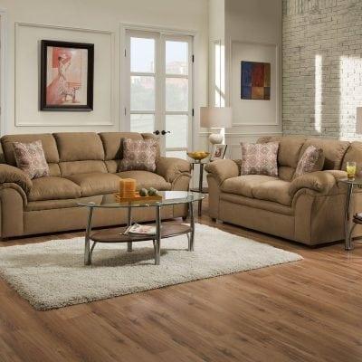 Kursi Tamu Sofa Elegant Set