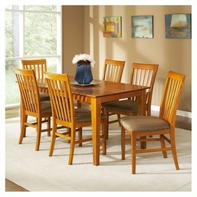 Meja Makan Satu Set 6 Kursi