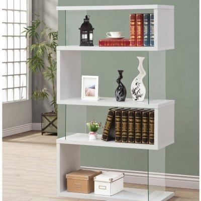 Rak Buku Furniture Jepara