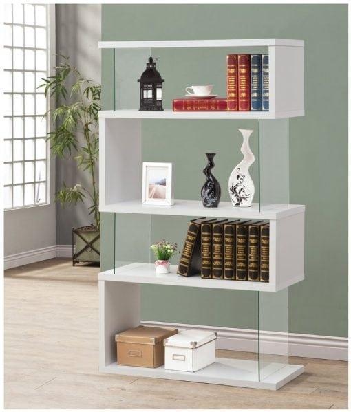 Rak Buku Furniture Jepara