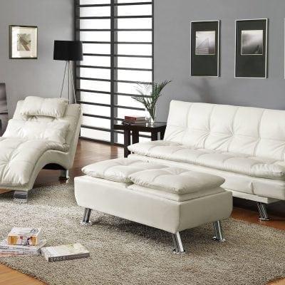 Set Kursi Sofa Minimalis Modern