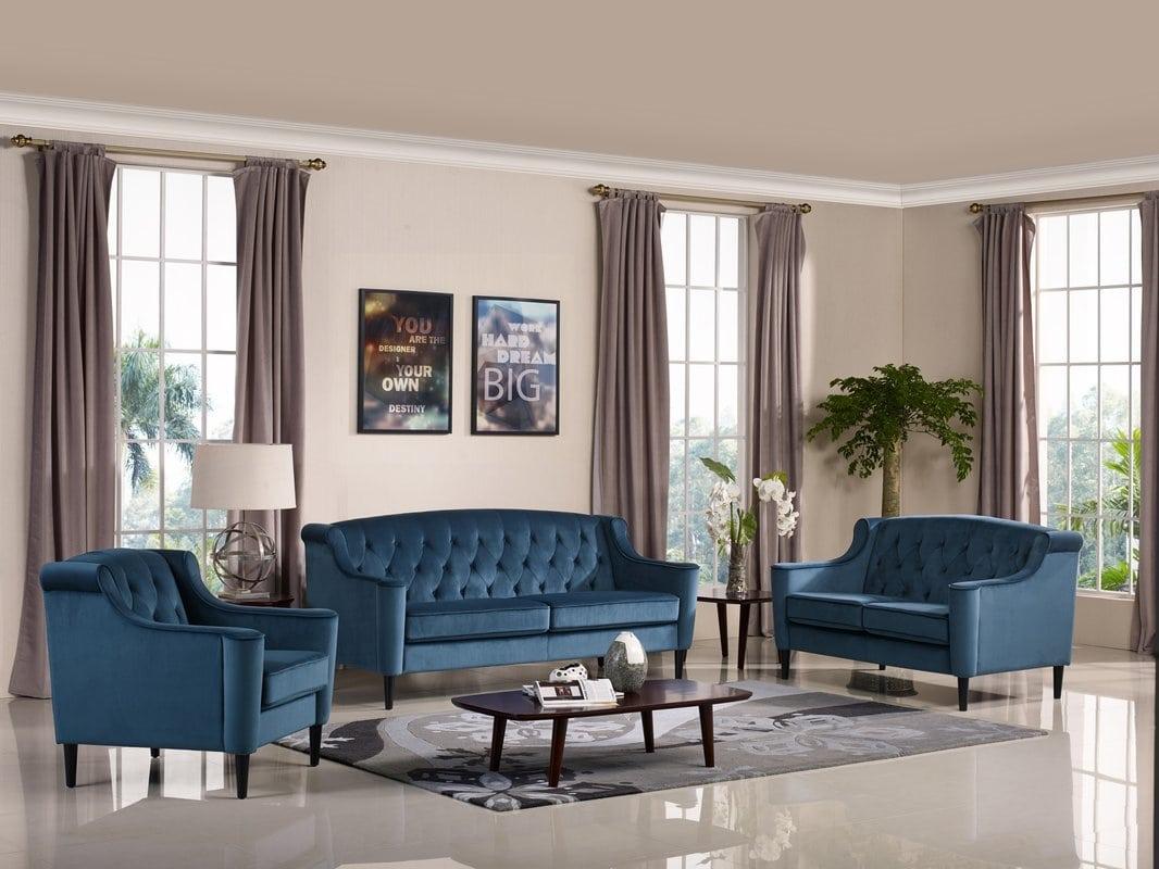 Jual Satu Set Kursi Tamu Sofa Bogor Harga Murah