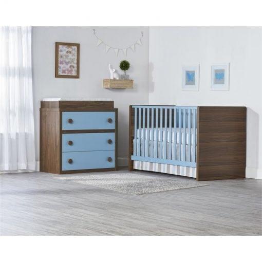 Set Tempat Tidur Anak Bayi (2)