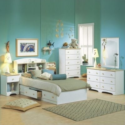 Set Tempat Tidur Anak Berlaci