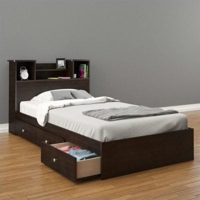 Tempat Tidur Anak Laci Multifungsi