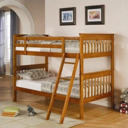 Tempat Tidur Tingkat Minimalis Jepara