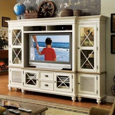 Almari Bufet TV Elegant