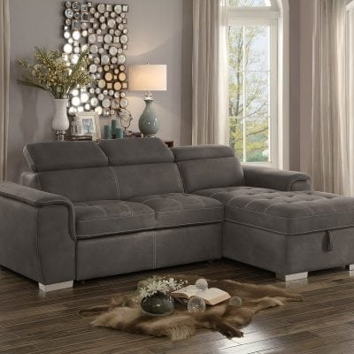 Kursi Sofa Sudut Ruang Tamu