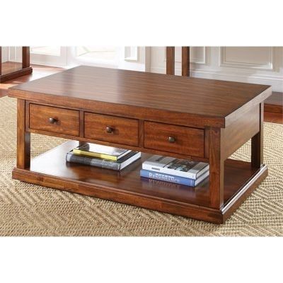 Meja Ruang Tamu Kayu Jati