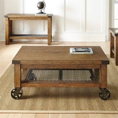Meja Tamu Industrial Furniture