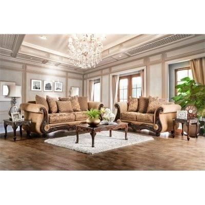Set Kursi Sofa Tamu Klasik