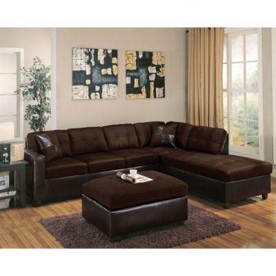 Set Kursi Sofa Tamu Sudut
