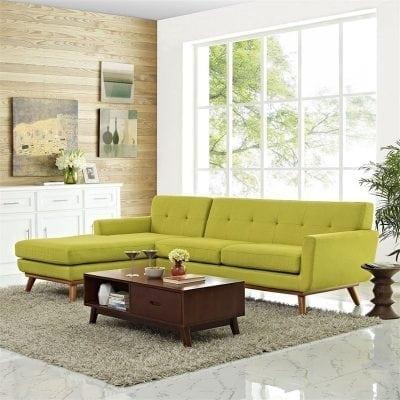 Set Kursi Tamu Sofa Sudut Scandinavian