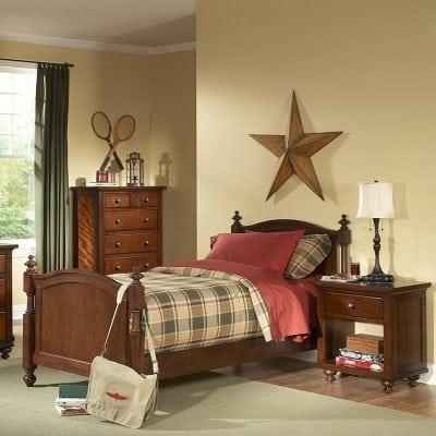 Tempat Tidur Anak 1 Set Minimalis