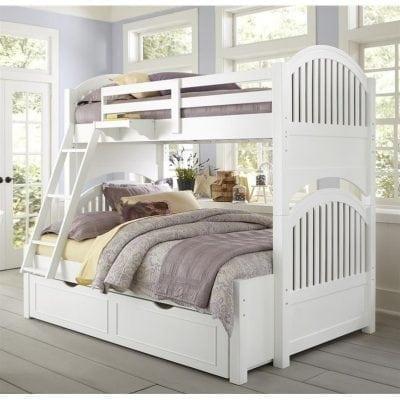 Tempat Tidur Anak Bertingkat Multifungsi