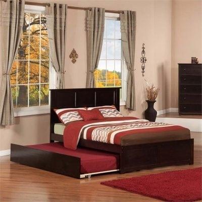 Tempat Tidur Sorong Jati Minimalis