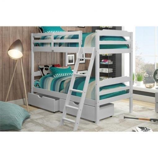 Tempat Tidur Susun Berlaci