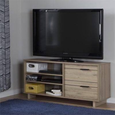 Bufet TV Kayu Minimalis Multifungsi