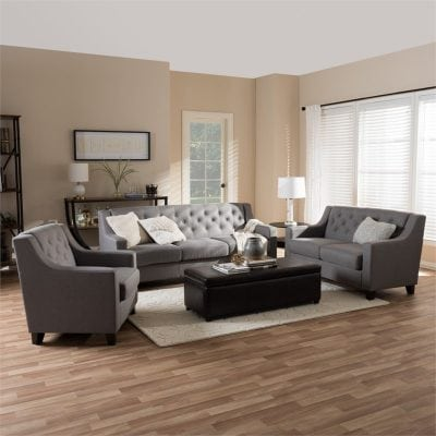 Kursi Sofa Tamu Satu Set
