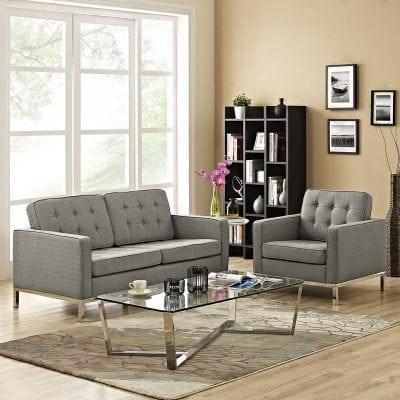 Kursi Tamu Sofa 1 Set Minimalis