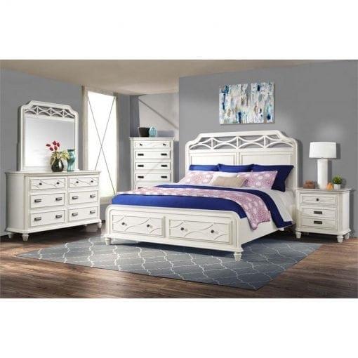 Set Kamar Tempat Tidur Duco