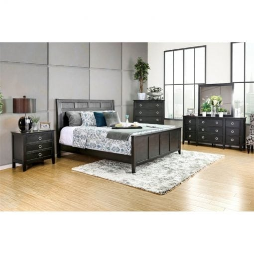Set Kamar Tempat Tidur Pengantin