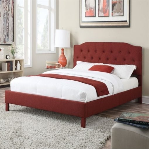 Tempat Tidur Busa Minimalis Modern