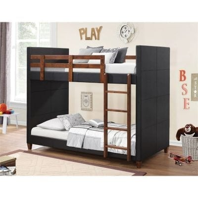 Tempat Tidur Susun Minimalis Mewah