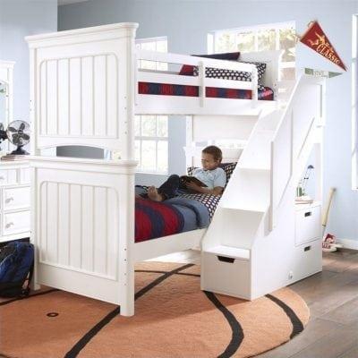 Tempat Tidur Tingkat Elegant