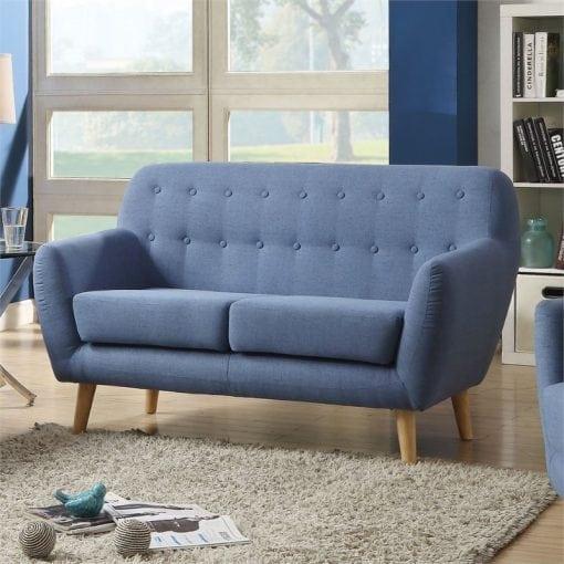 Kursi Sofa Santai 2 Dudukan