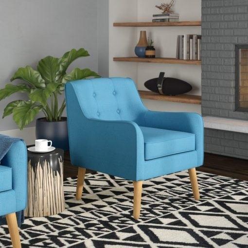 Kursi Sofa Santai Minimalis Retro