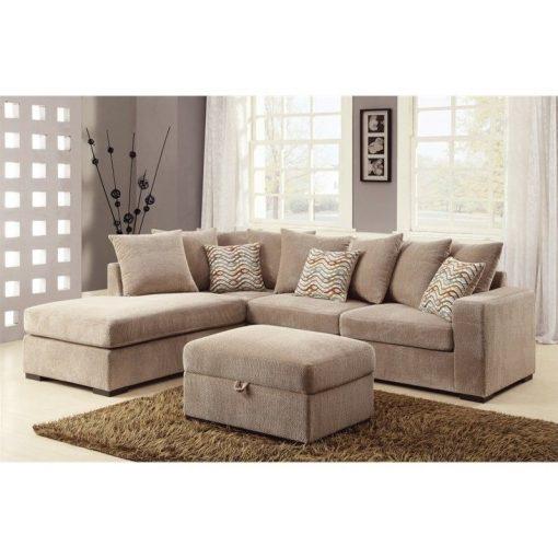 Kursi Sofa Sudut Modern Minimalis
