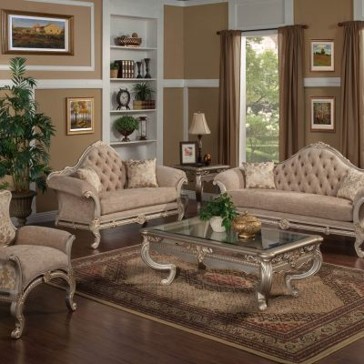Set Kursi Tamu Sofa Klasik Minimalis