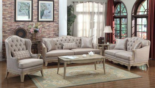 Set Kursi Sofa Tamu