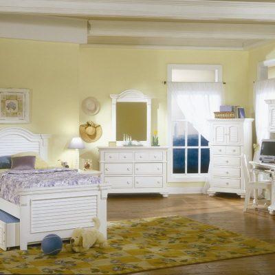 Set Kamar Tidur Anak Modern Duco