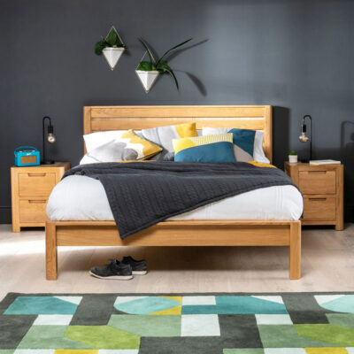Tempat Tidur Jati Terbaru