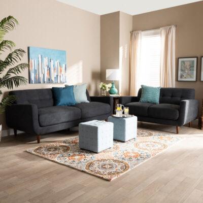 Sofa Tamu Retro Modern