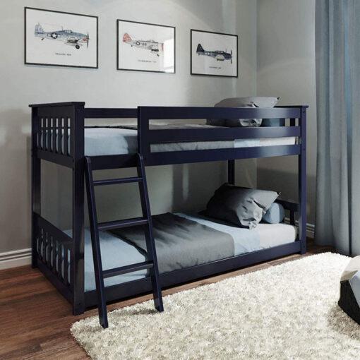 Tempat Tidur Tingkat Sederhana